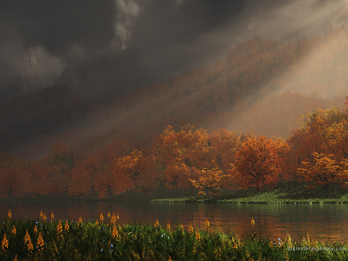 indiansummer like This one HD Wallpaper