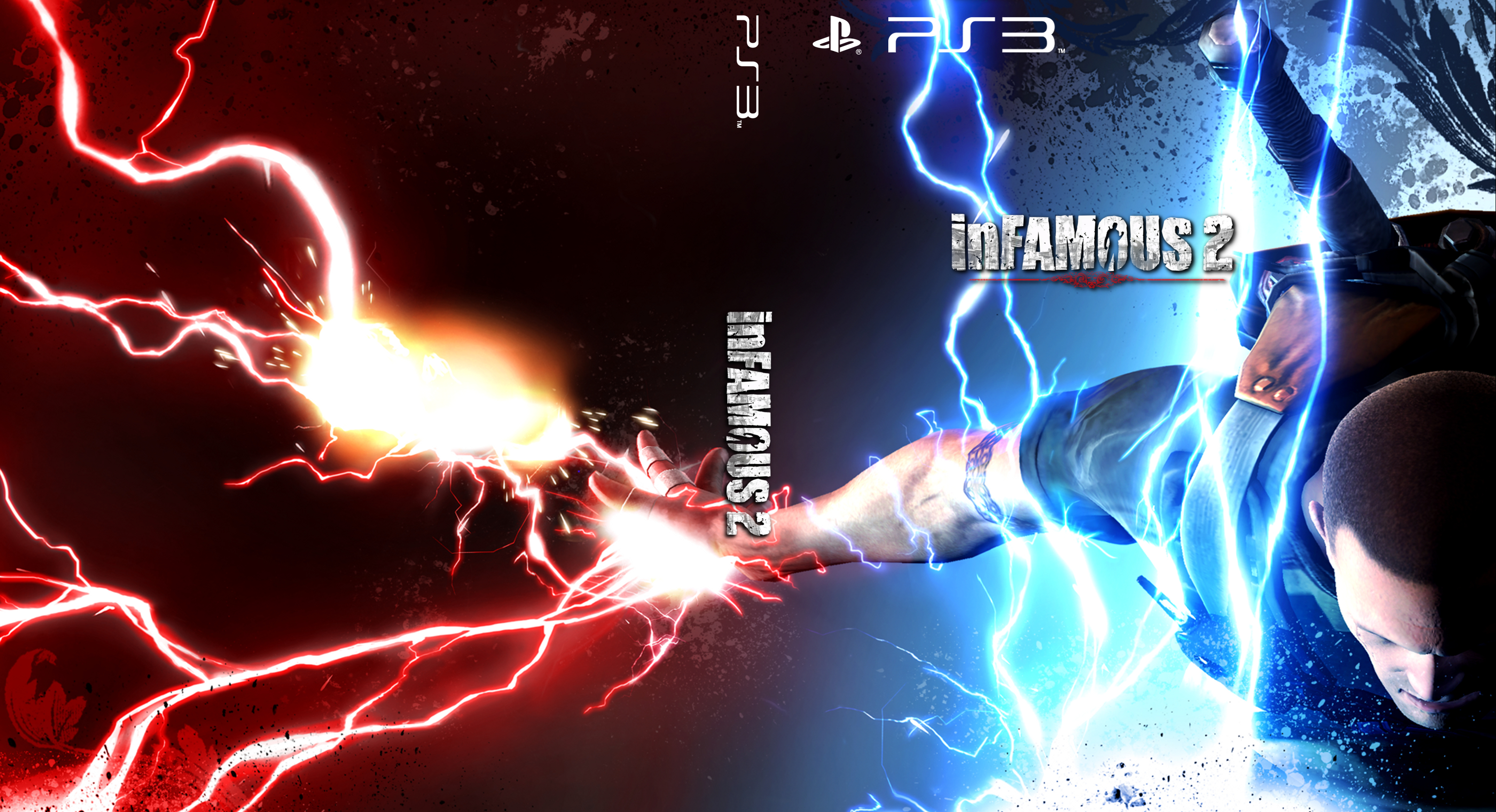 Infamous 2 HD Wallpaper