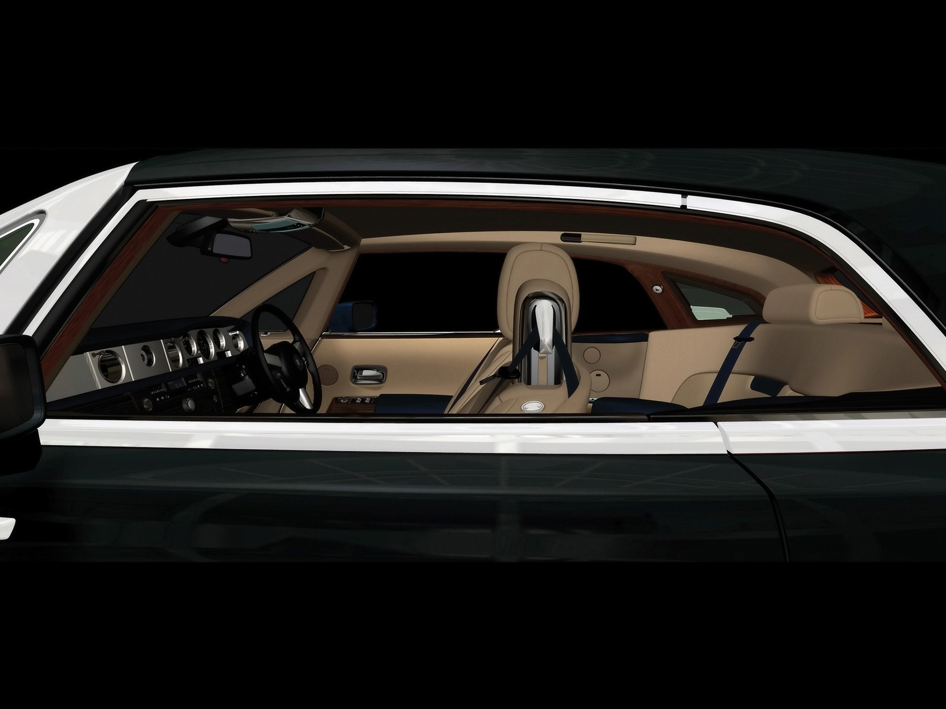 interior car interiors Rolls HD Wallpaper
