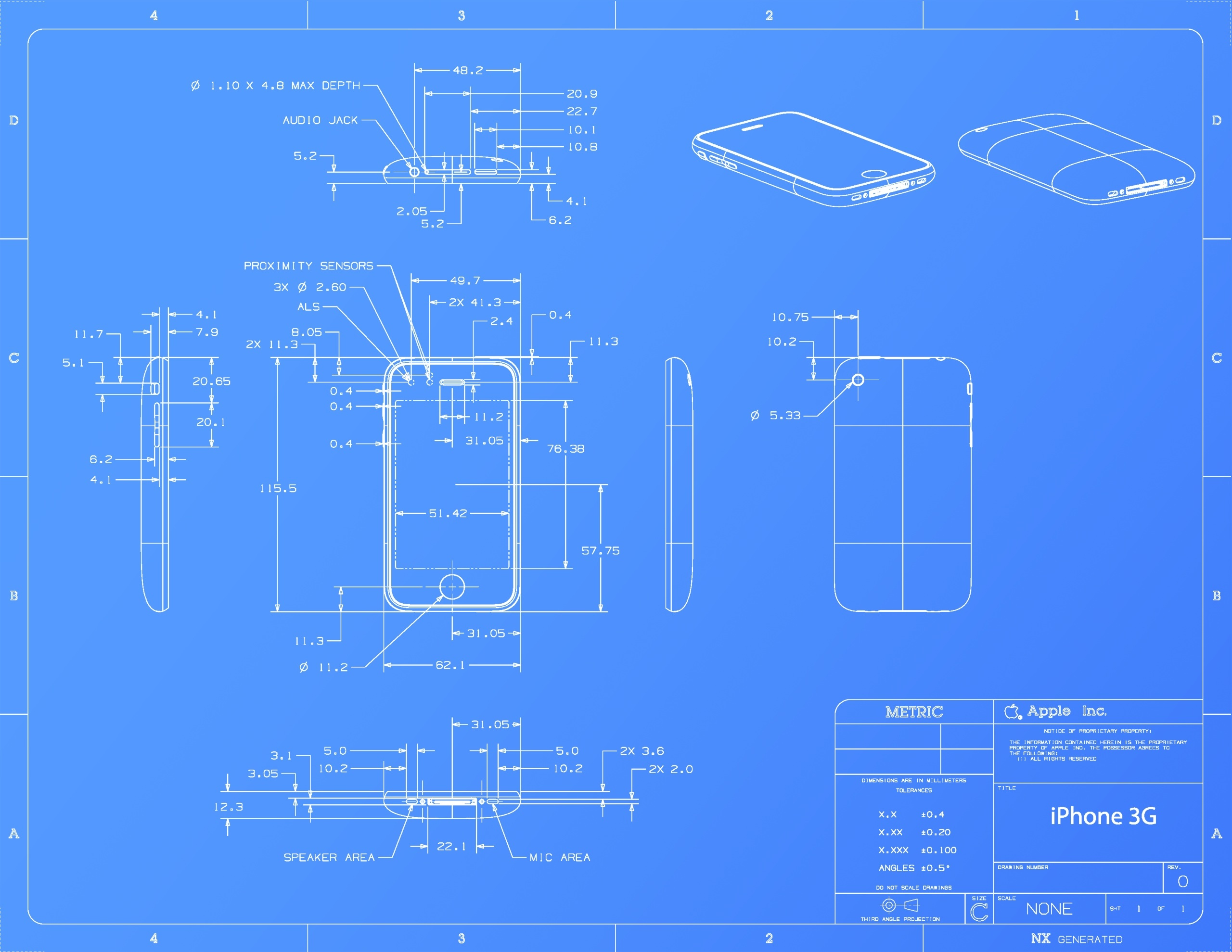 iphone schematic HD Wallpaper