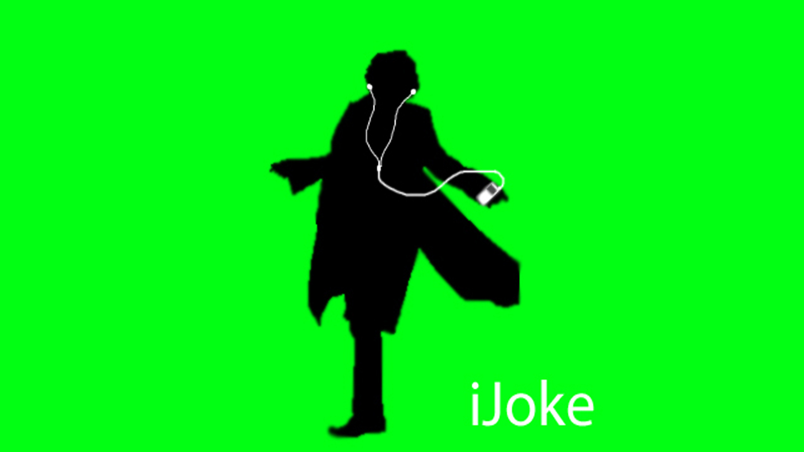 ipod The joker Company HD Wallpaper