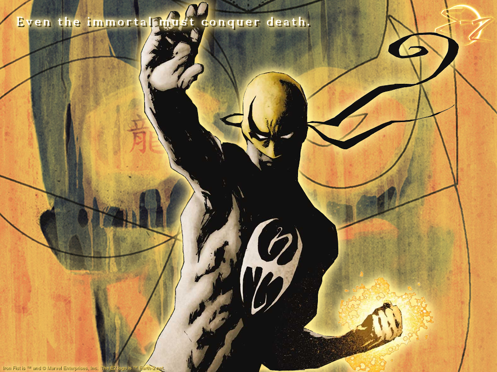 iron fist we are HD Wallpaper