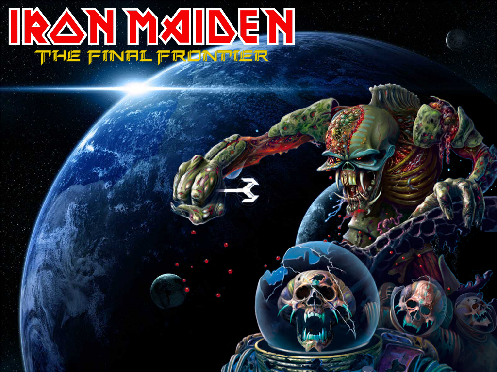 iron maiden Eddie The HD Wallpaper