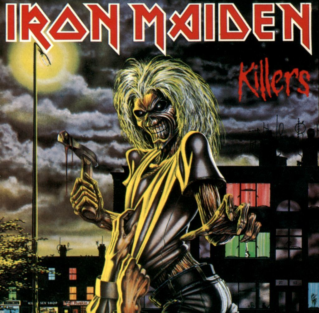 iron maiden killers Music HD Wallpaper