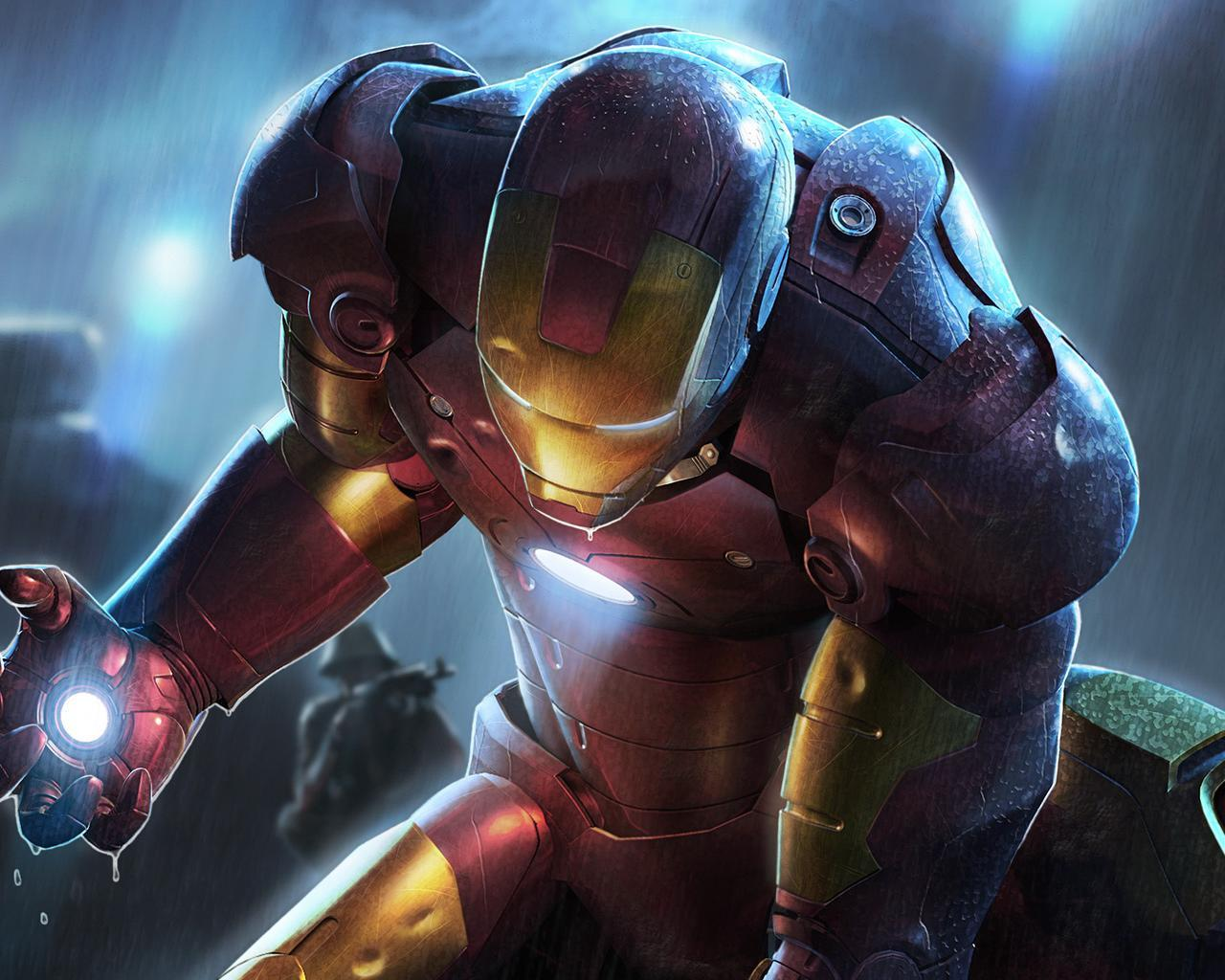 Iron Man comics marvel