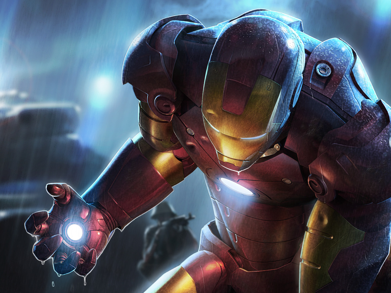 iron man marvel best HD Wallpaper