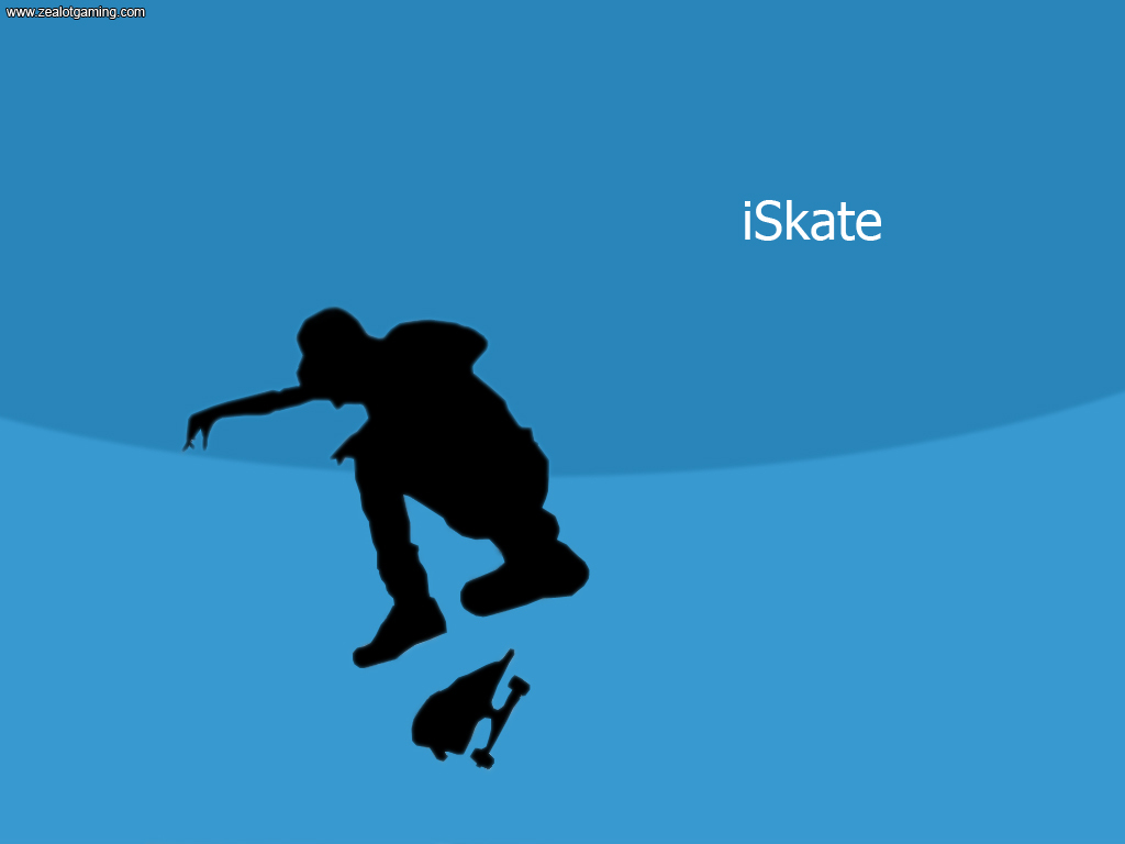 iskateck6 Skateboarding HD Wallpaper