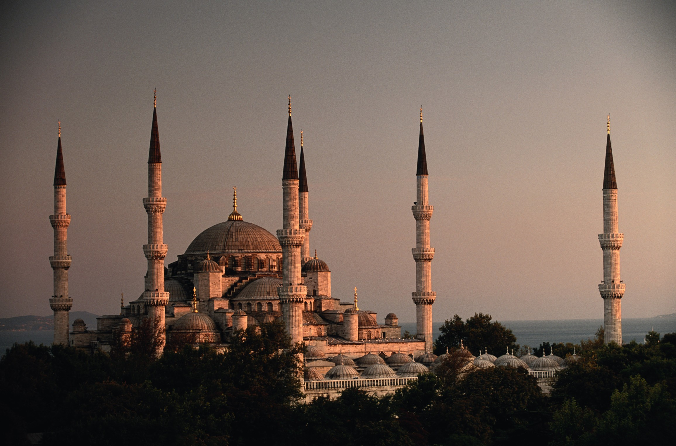 Istanbul cityscapes Turkey HD Wallpaper