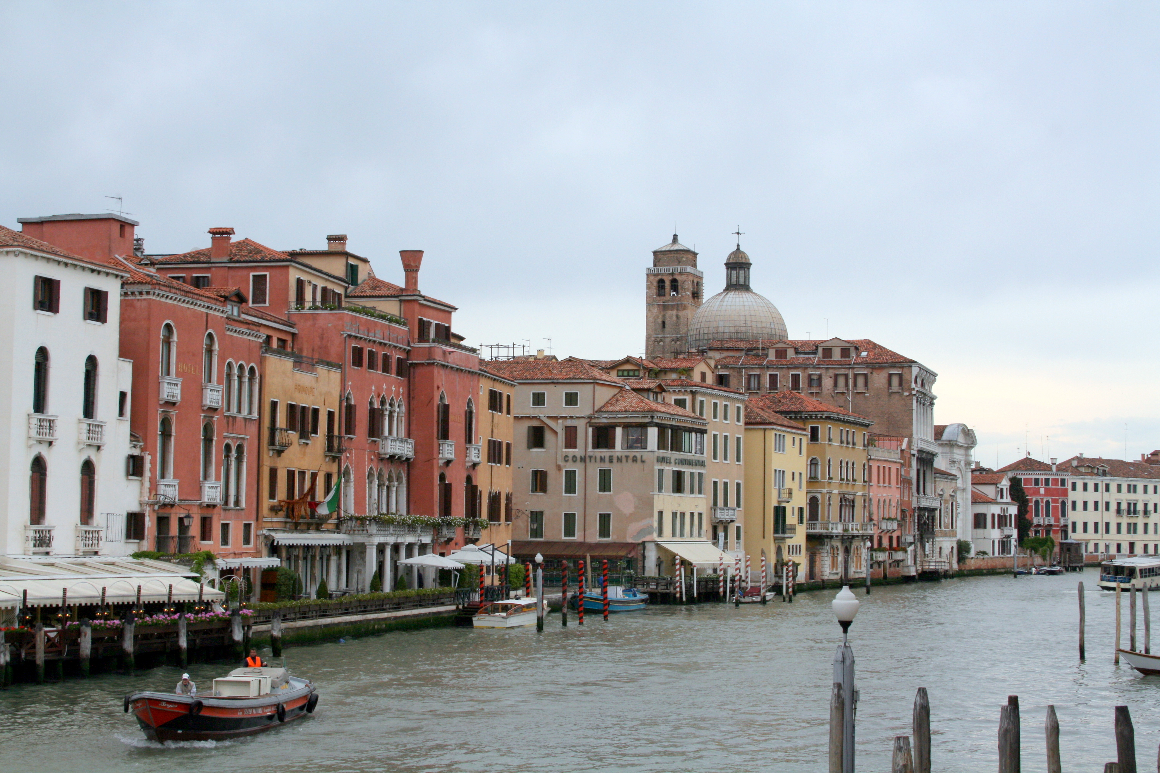 italia venice high City HD Wallpaper