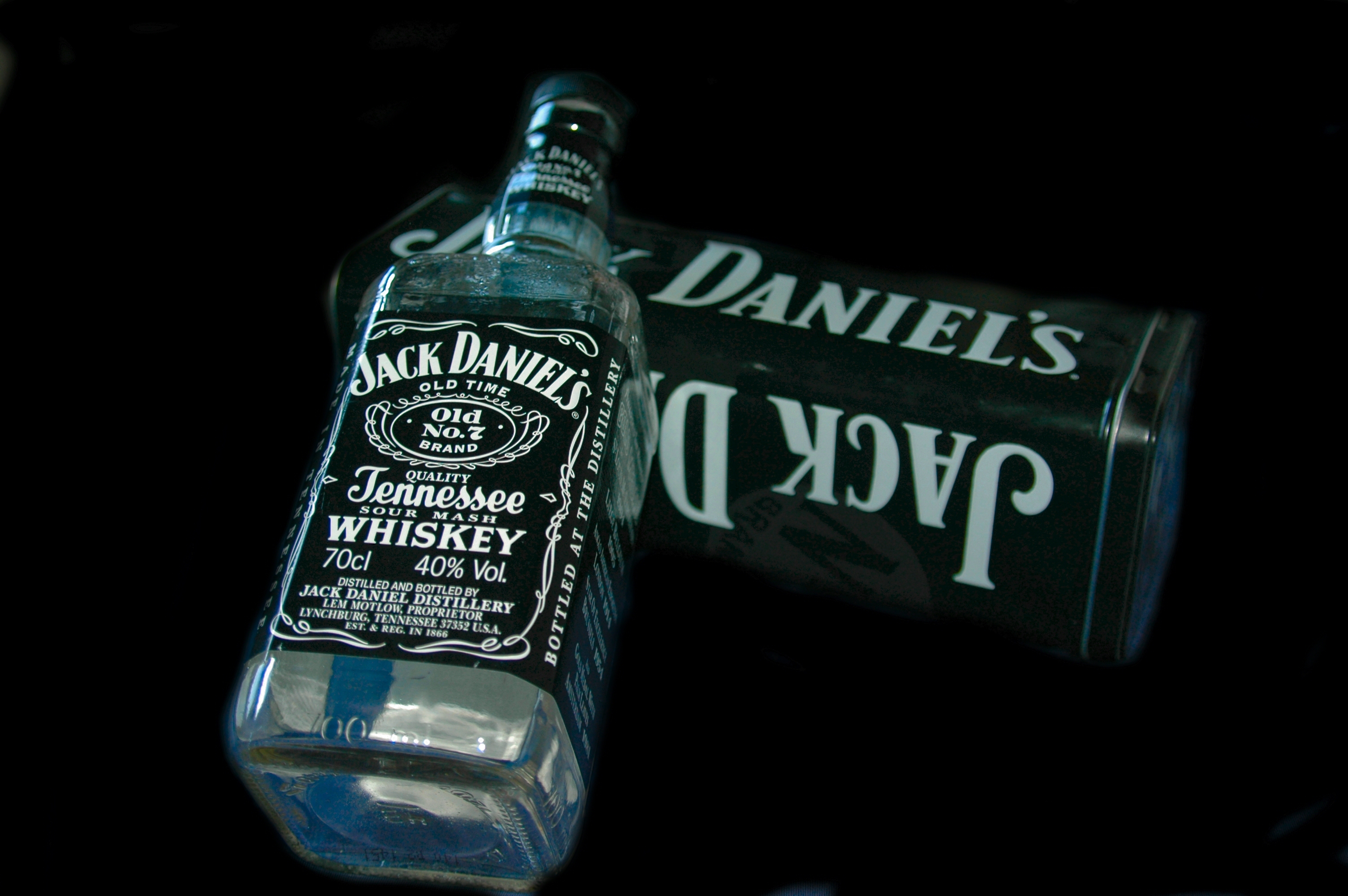 Jack daniels whiskey booze HD Wallpaper