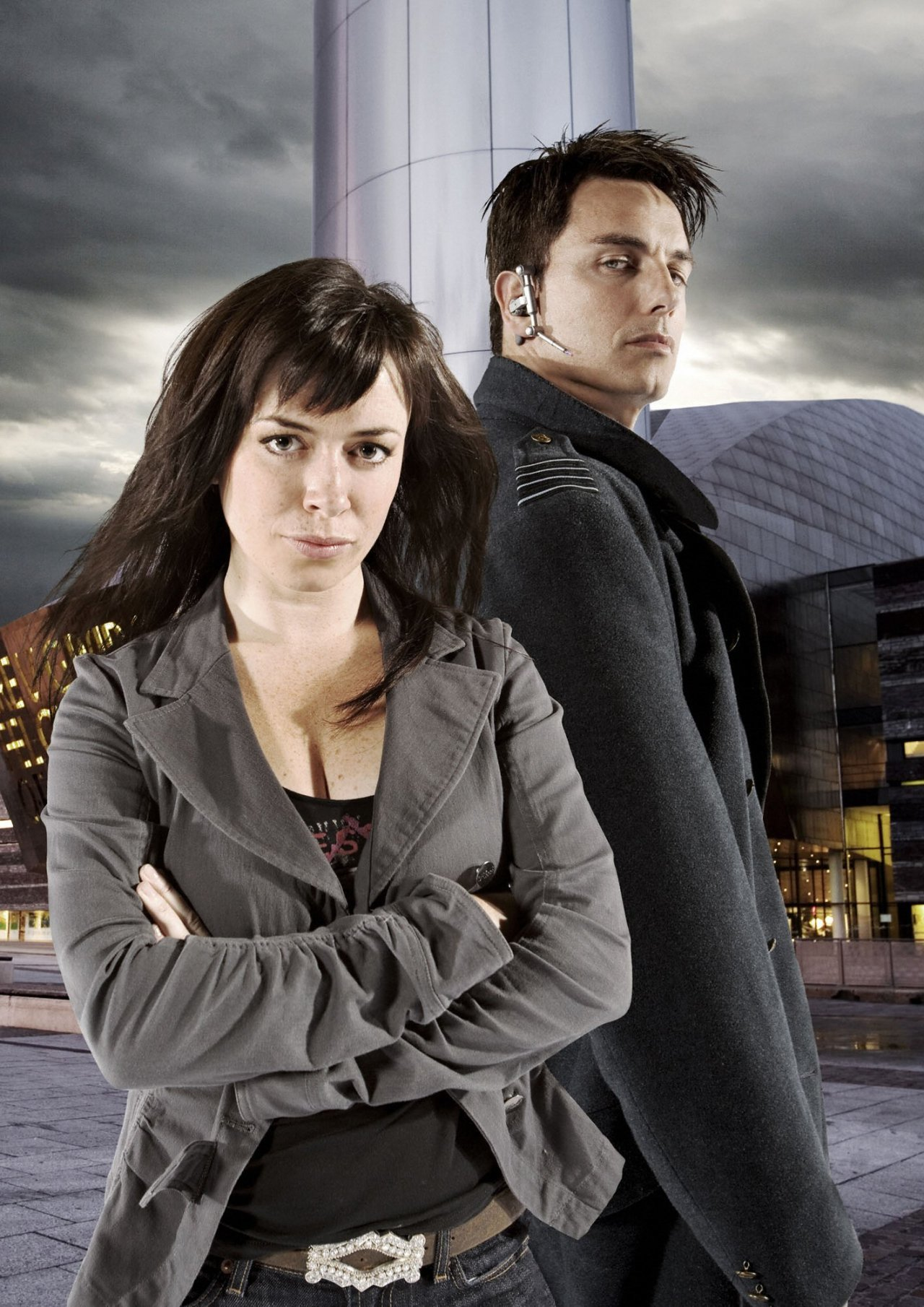 Jack Torchwood eve myles HD Wallpaper