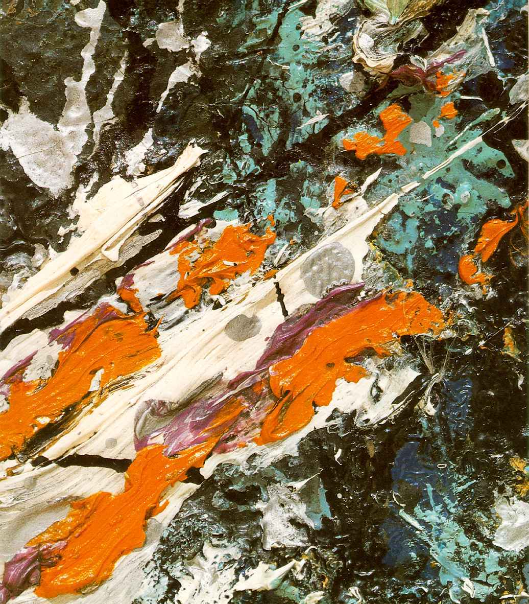 Jackson Pollock HD Wallpaper