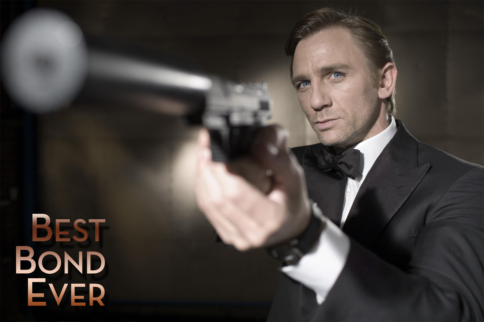 James bond daniel craig HD Wallpaper