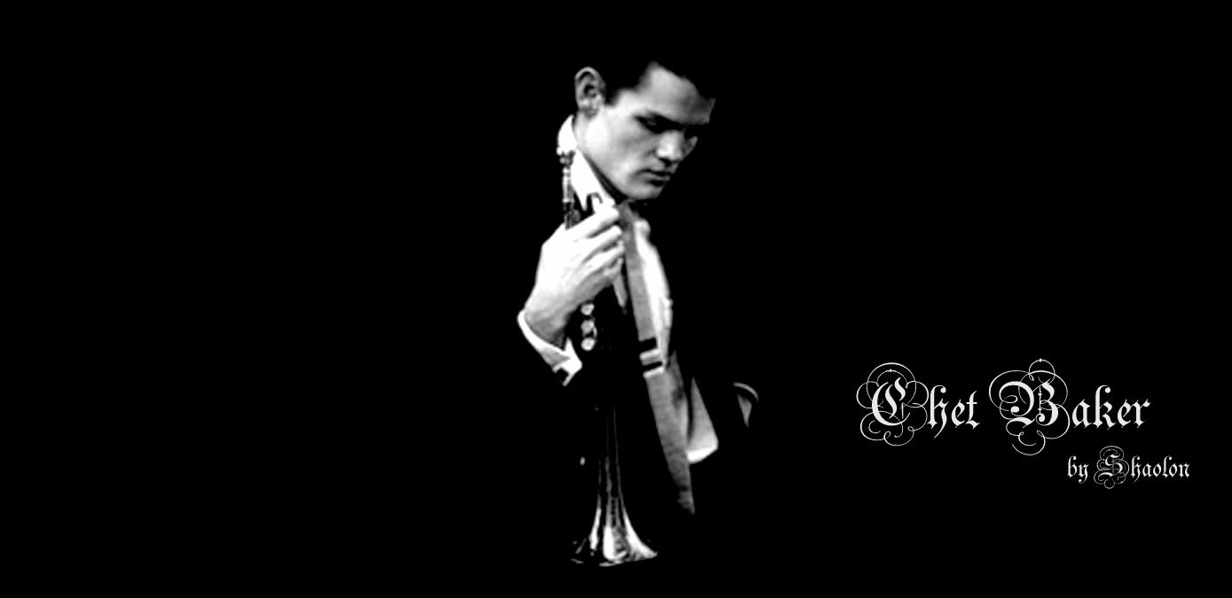 jazz chet baker HD Wallpaper