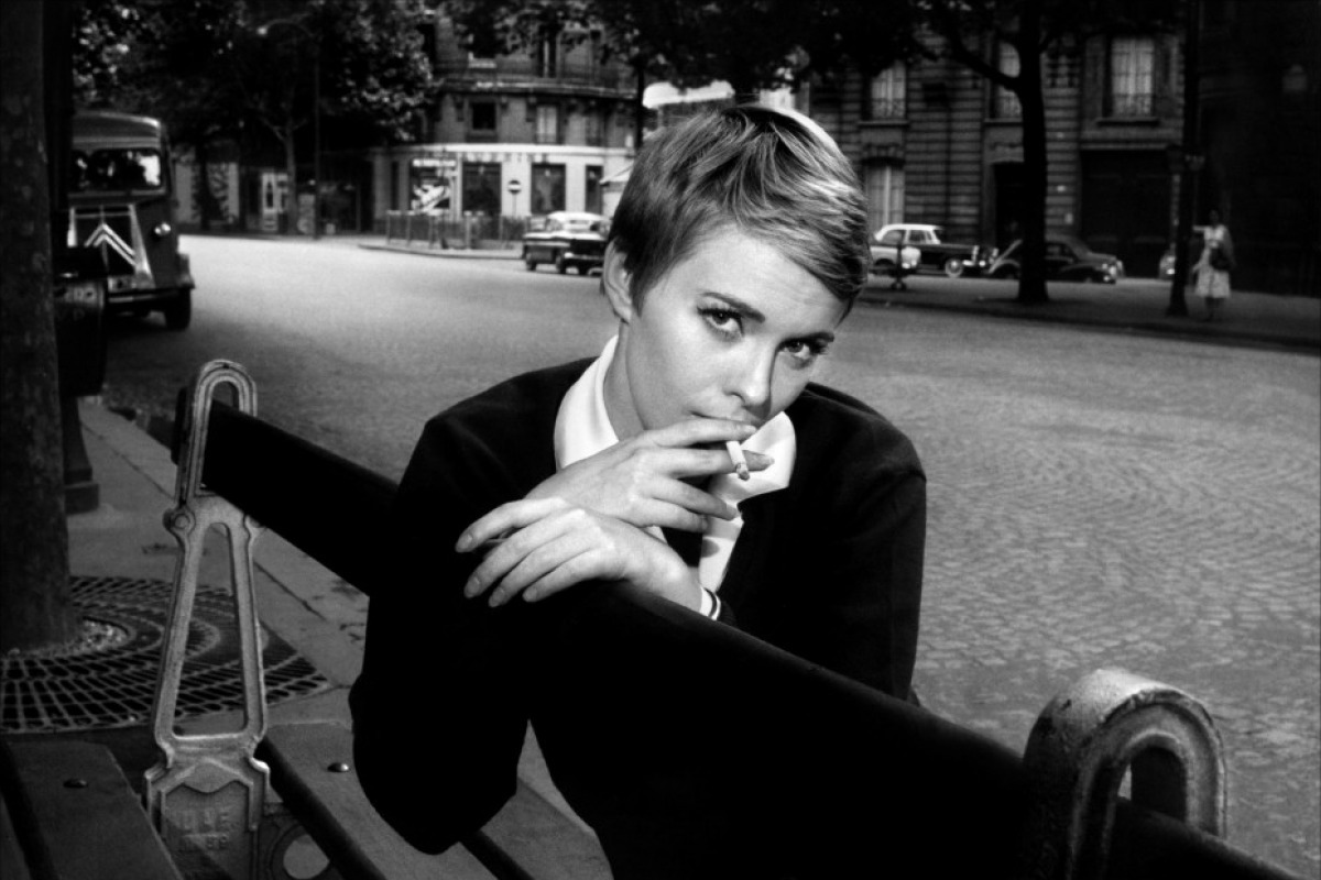 Jean Seberg HD Wallpaper