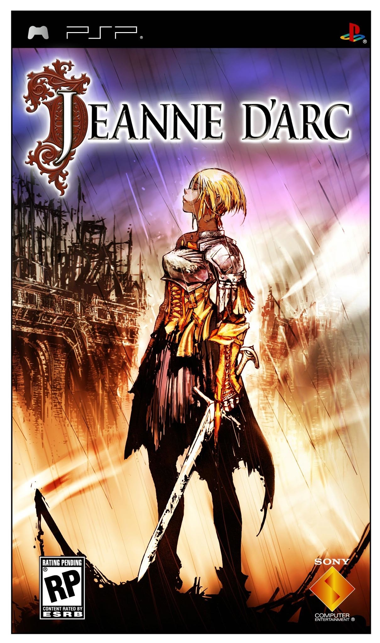 jeanne arc Cover high HD Wallpaper