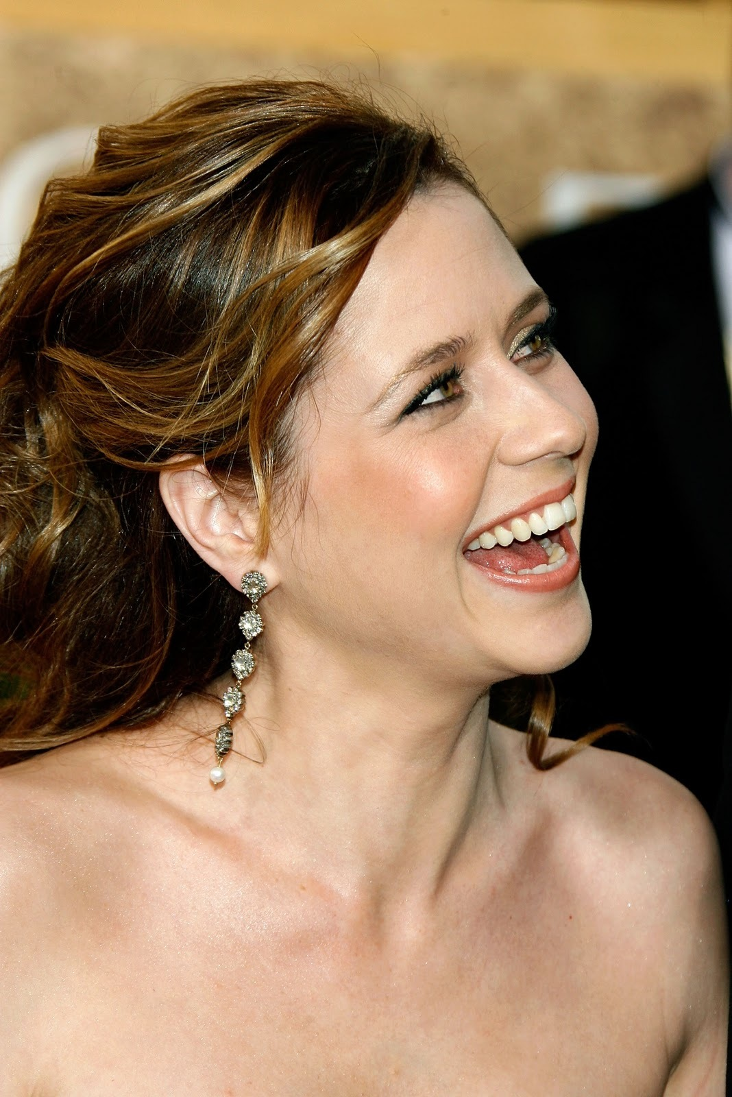 jenna fischer HD Wallpaper