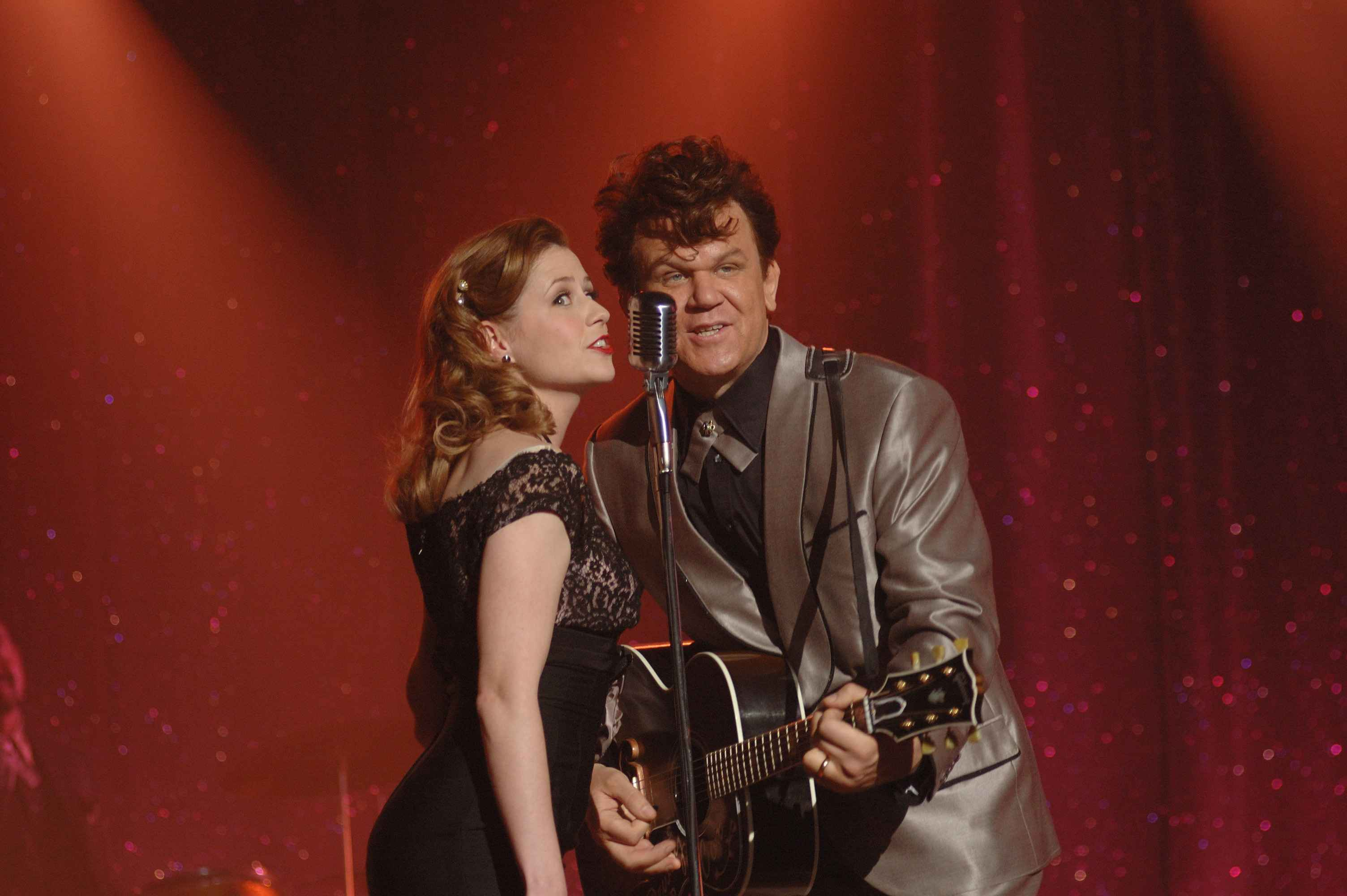jenna fischer John reilly HD Wallpaper