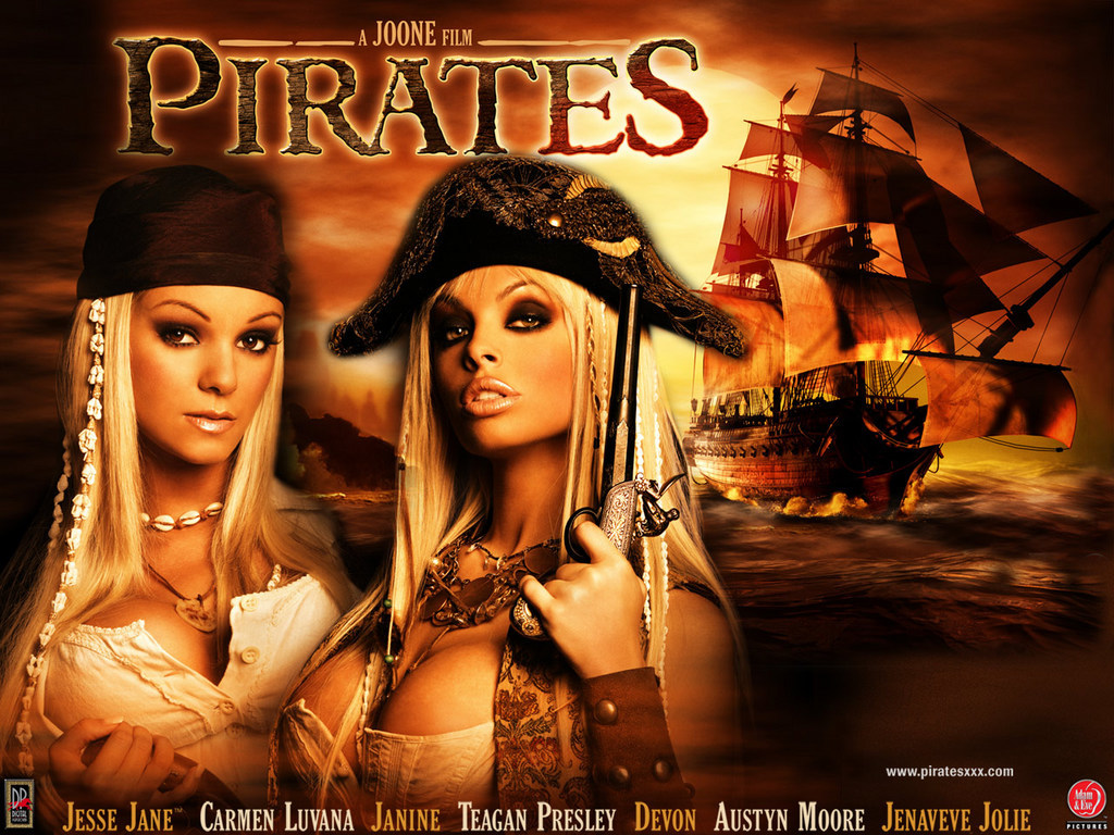 Jesse Jane pirates pornstars