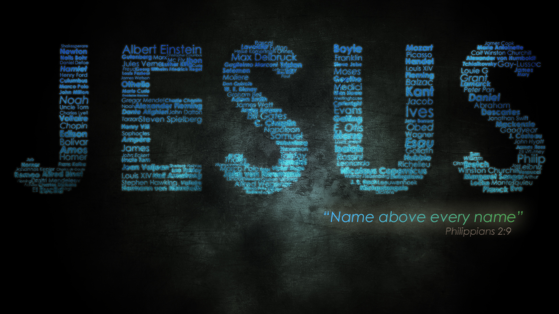 Wallpaper Hd Jesus Christ