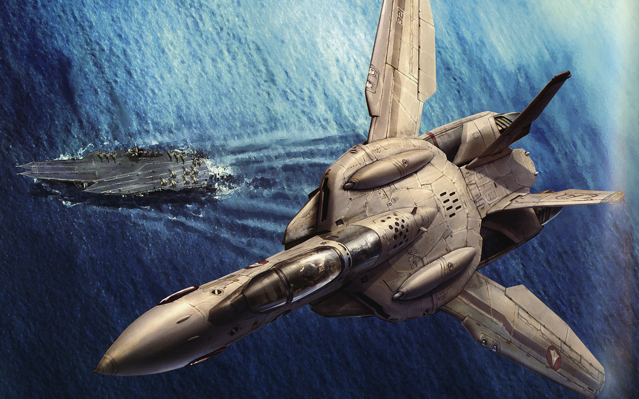 jet aircraft fighters ocean