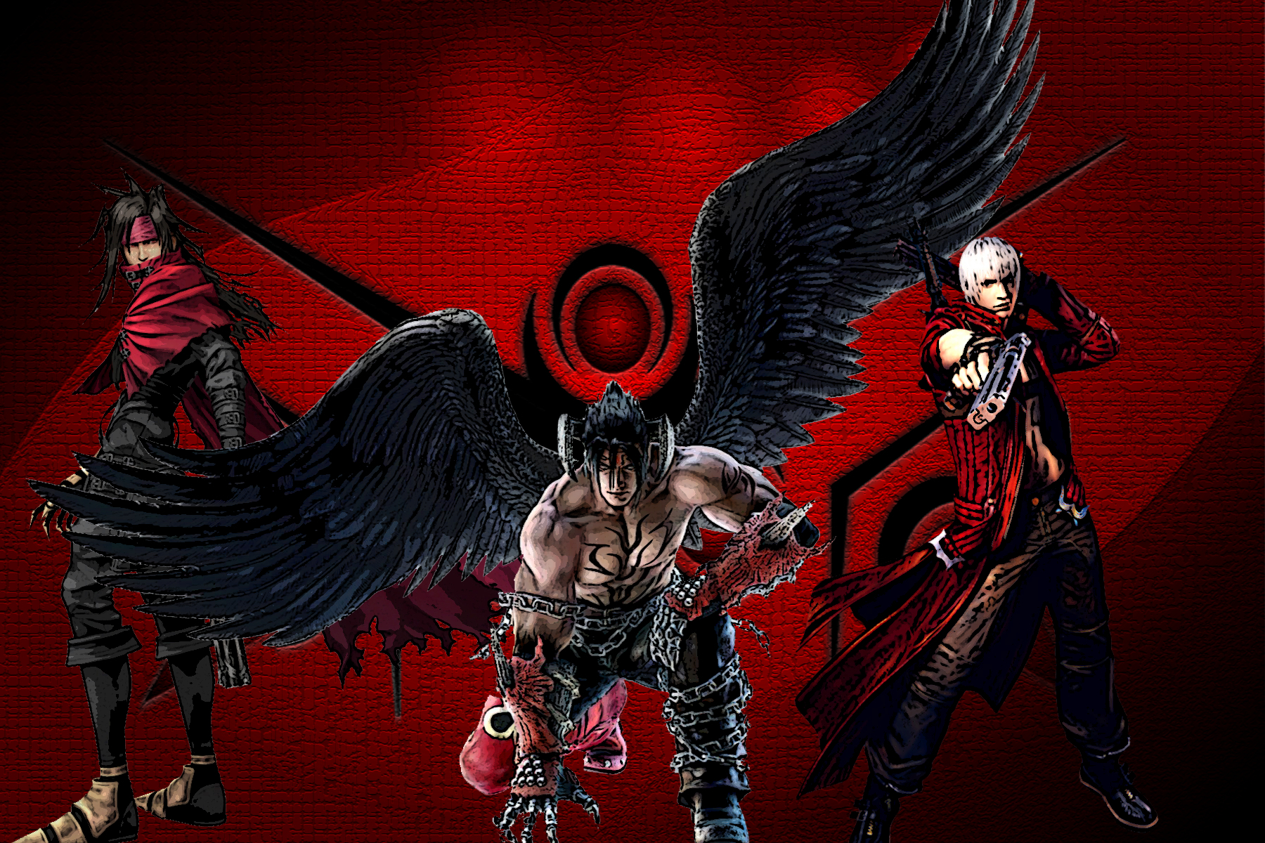 Jin devil May cry HD Wallpaper