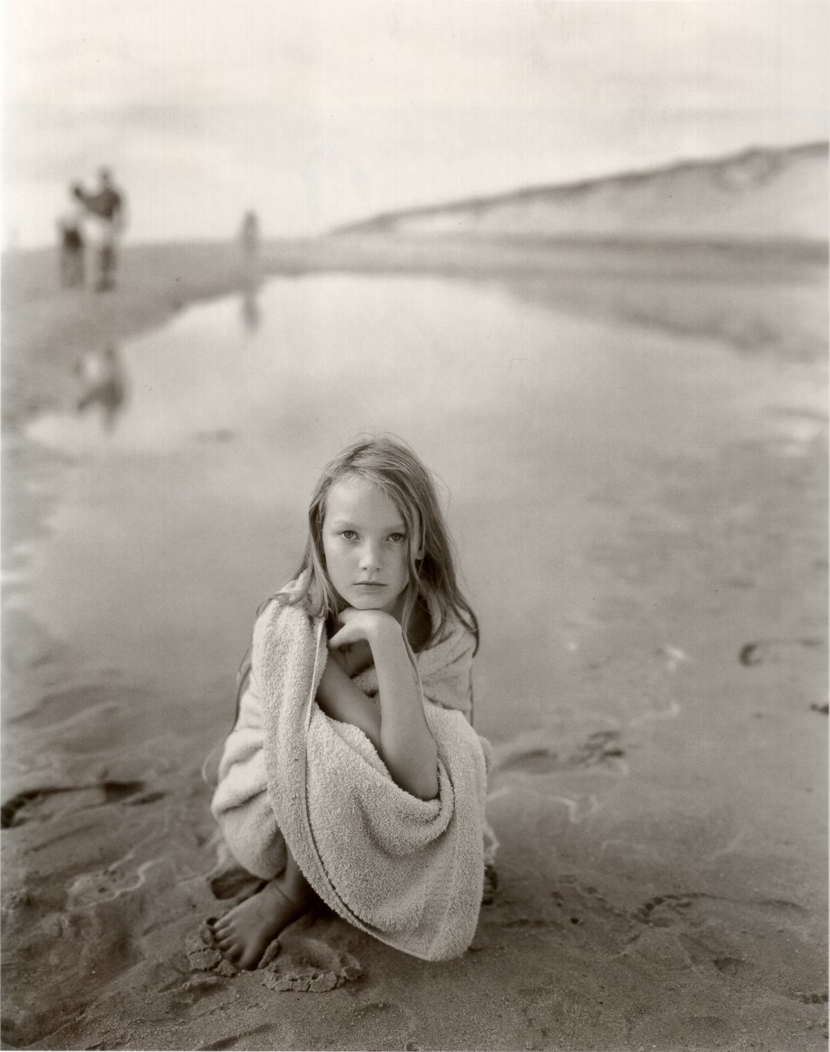 jock sturges charlotte montalivet HD Wallpaper