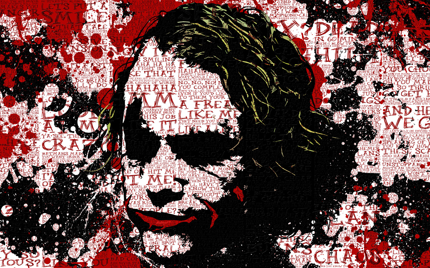 joker Batman dark knight HD Wallpaper