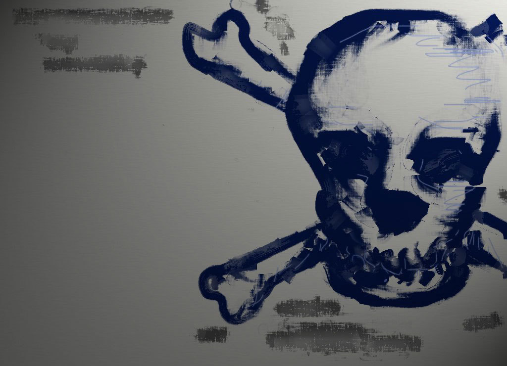 jolly Roger by muffin HD Wallpaper