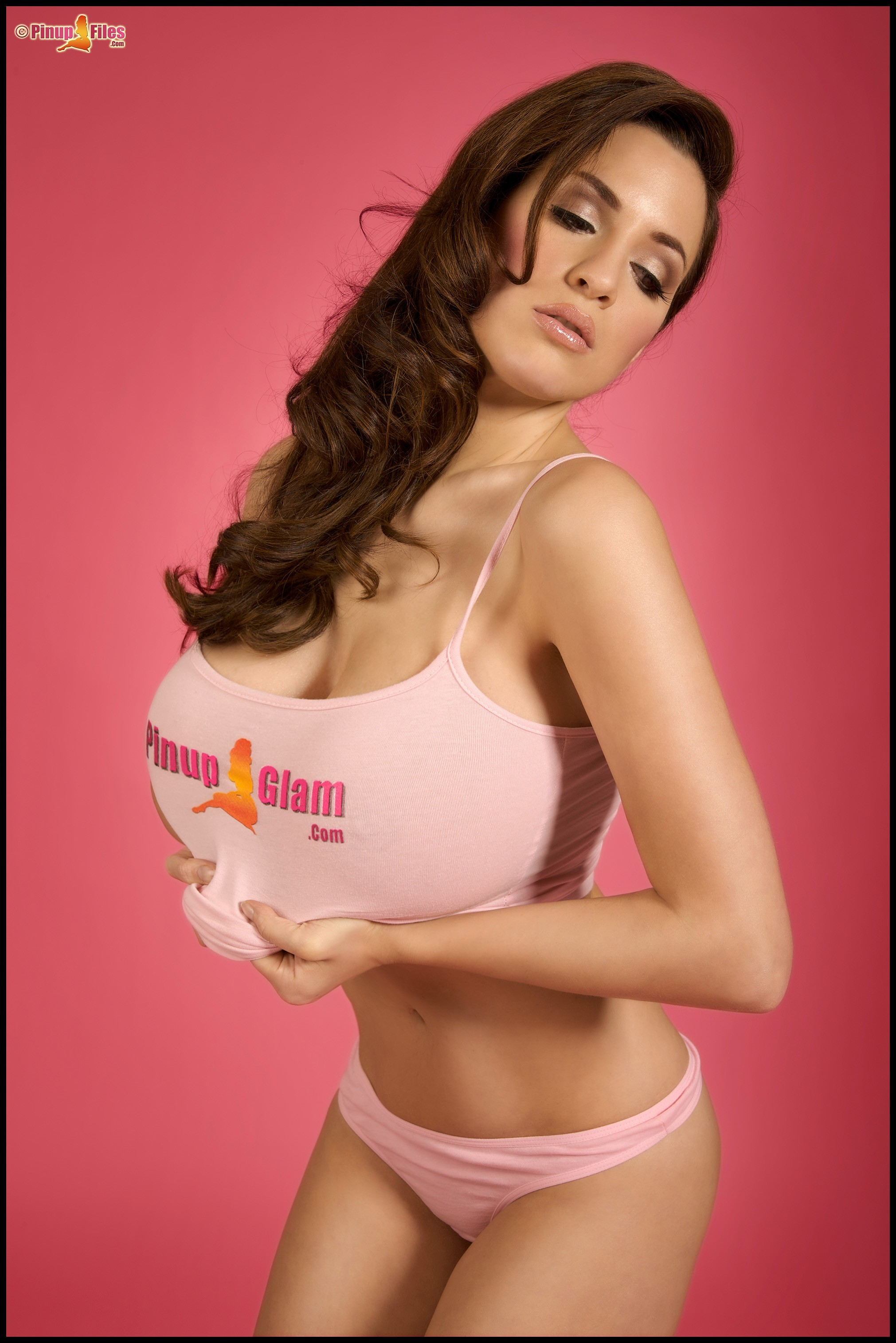jordan Carver pinup files HD Wallpaper