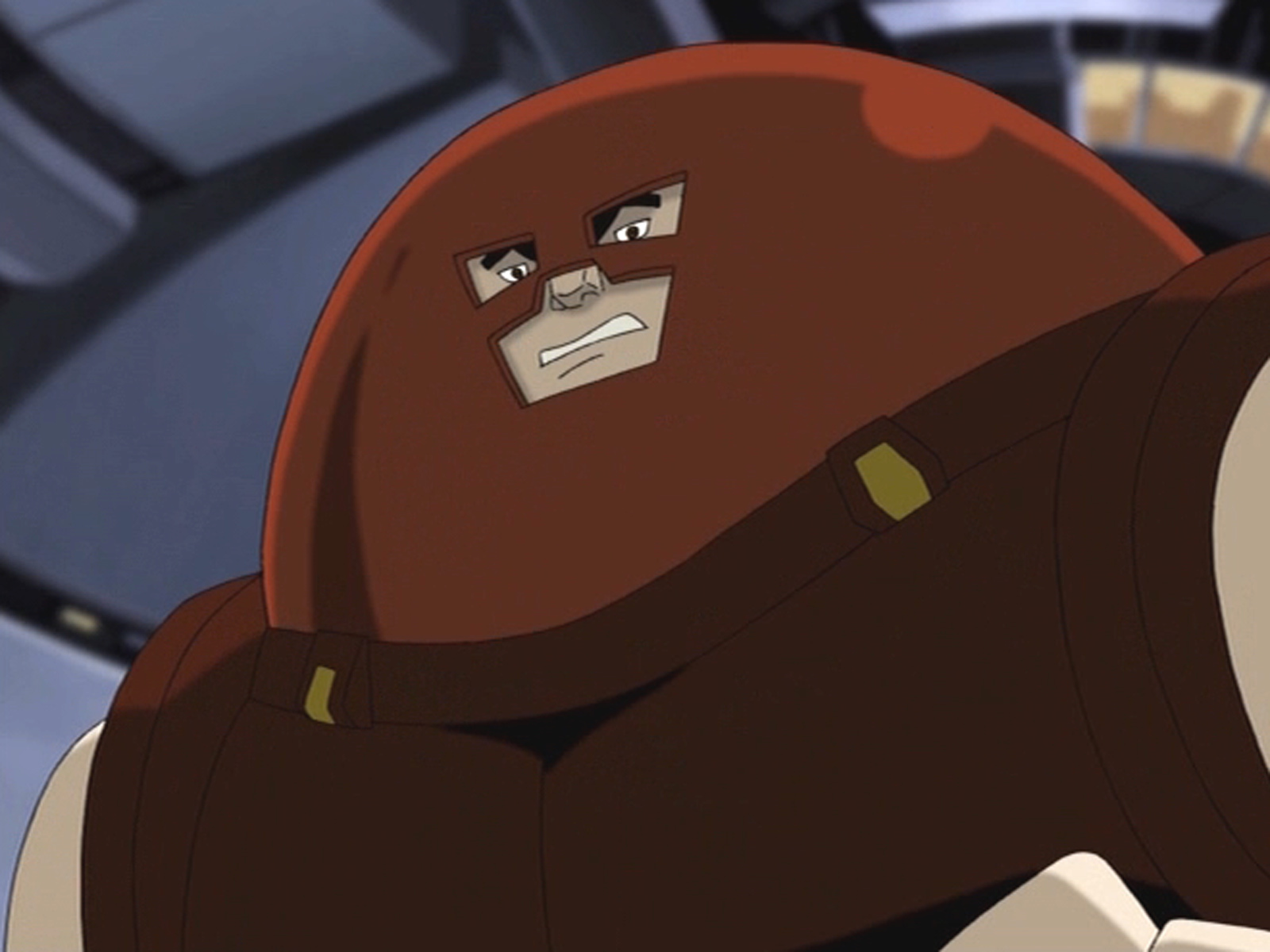 juggernaut cartoon X-Men HD Wallpaper