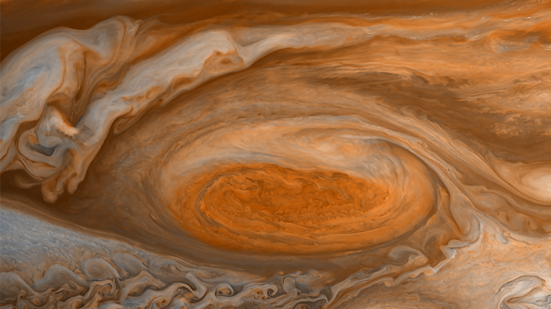 Jupiter HD Wallpaper