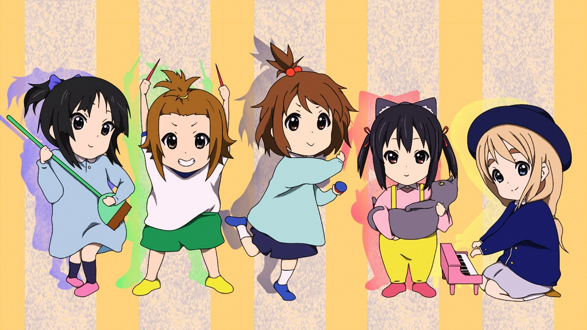 k - on HD Wallpaper