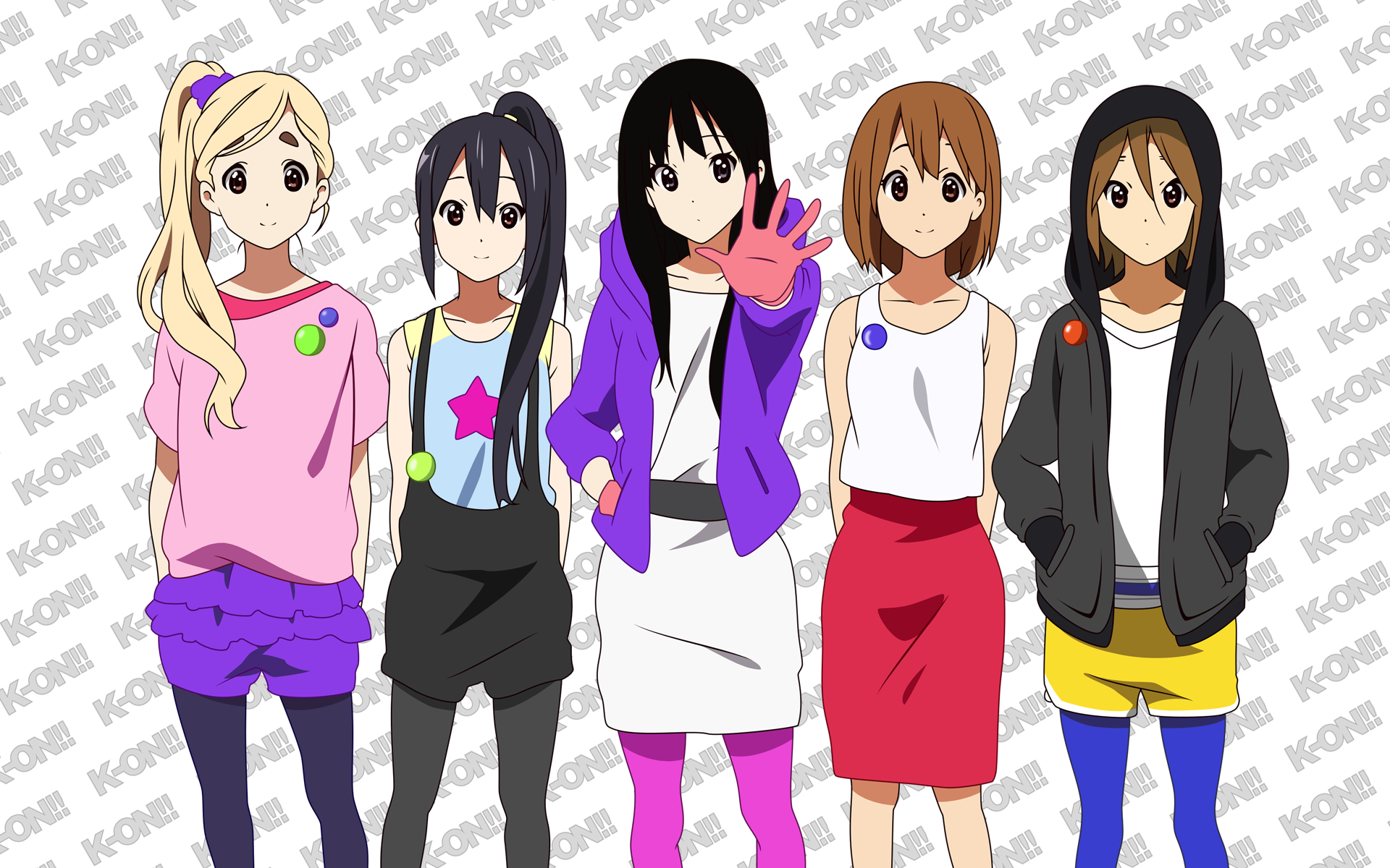 k - on Anime HD Wallpaper