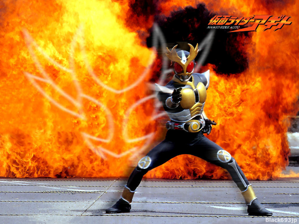Kamen rider agito shining HD Wallpaper