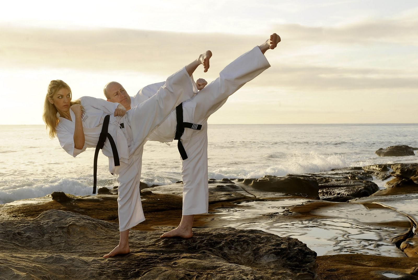 karate HD Wallpaper