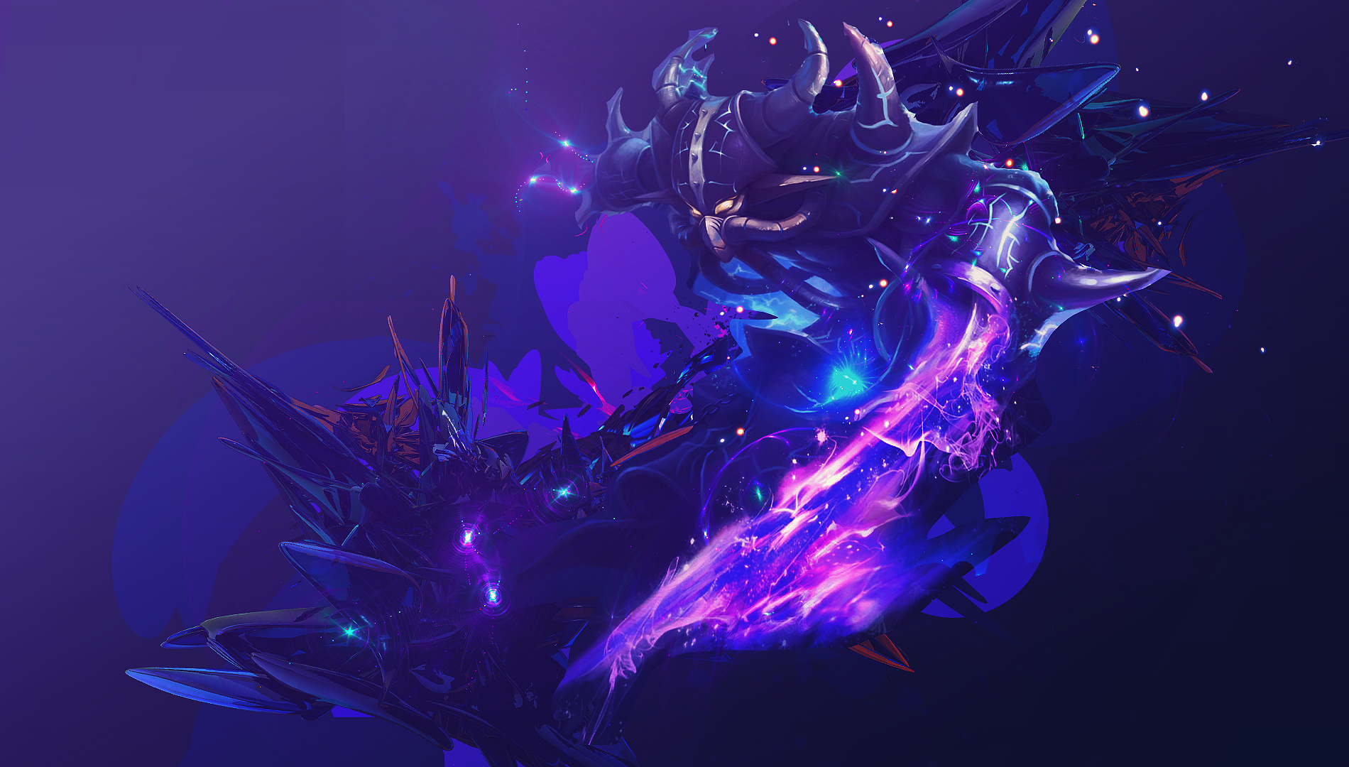 Kassadin league of Legends HD Wallpaper