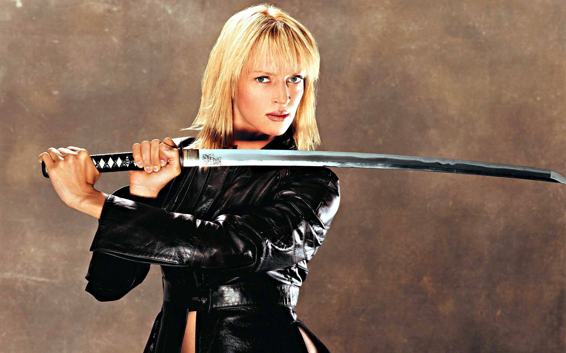Katana Uma Thurman Kill HD Wallpaper