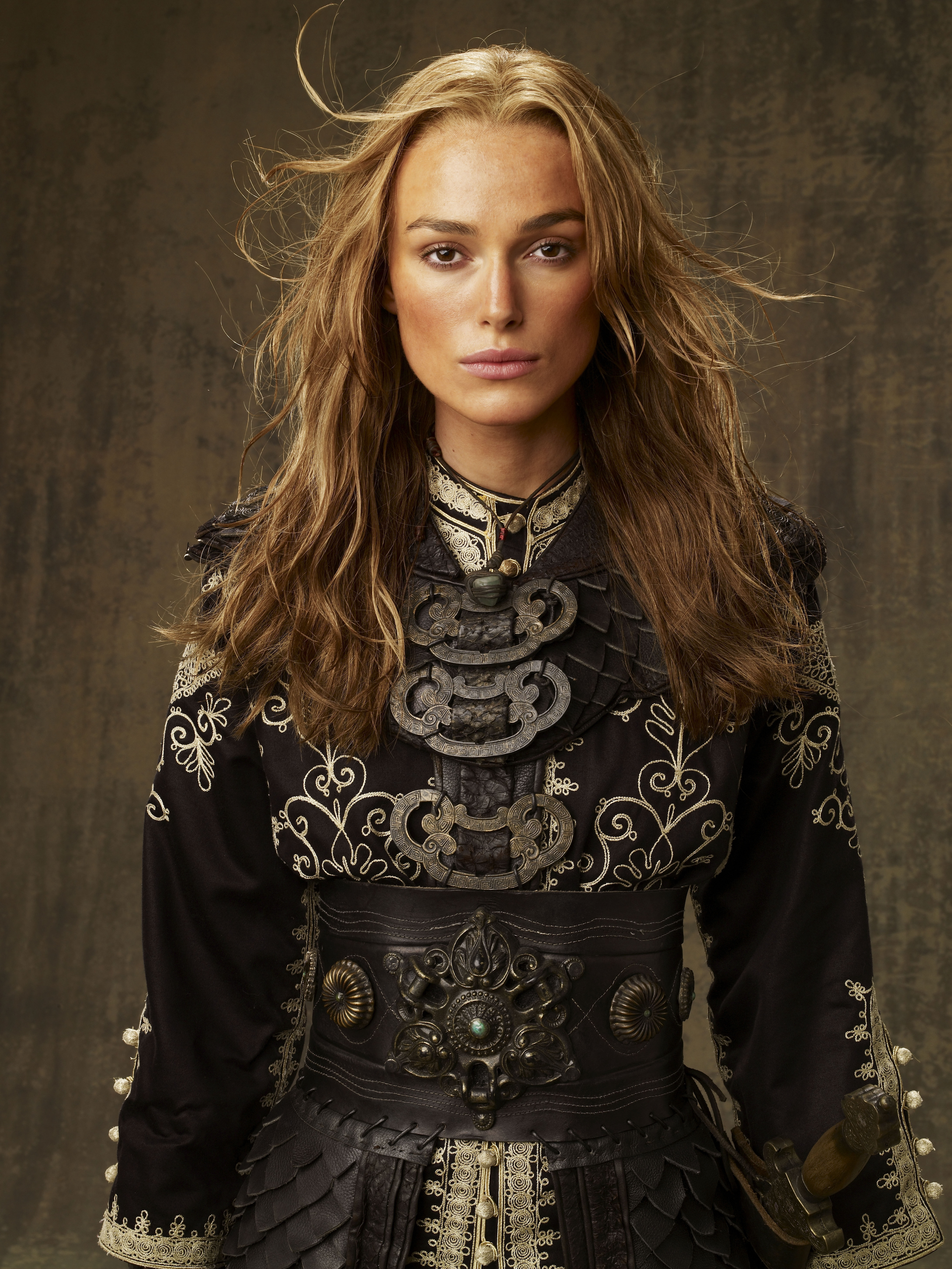 Keira Knightley Pirates of