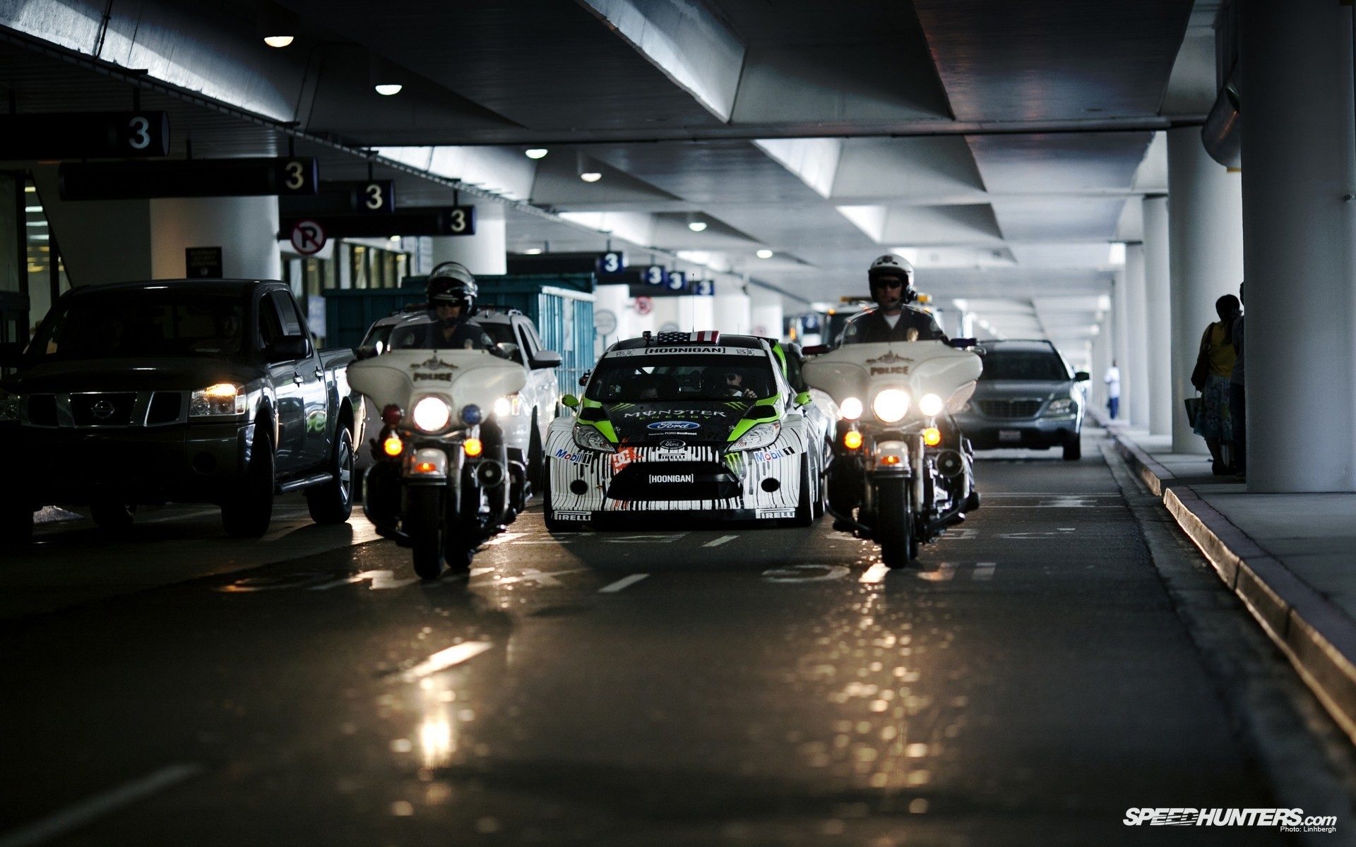 Ken Block racing cars HD Wallpaper