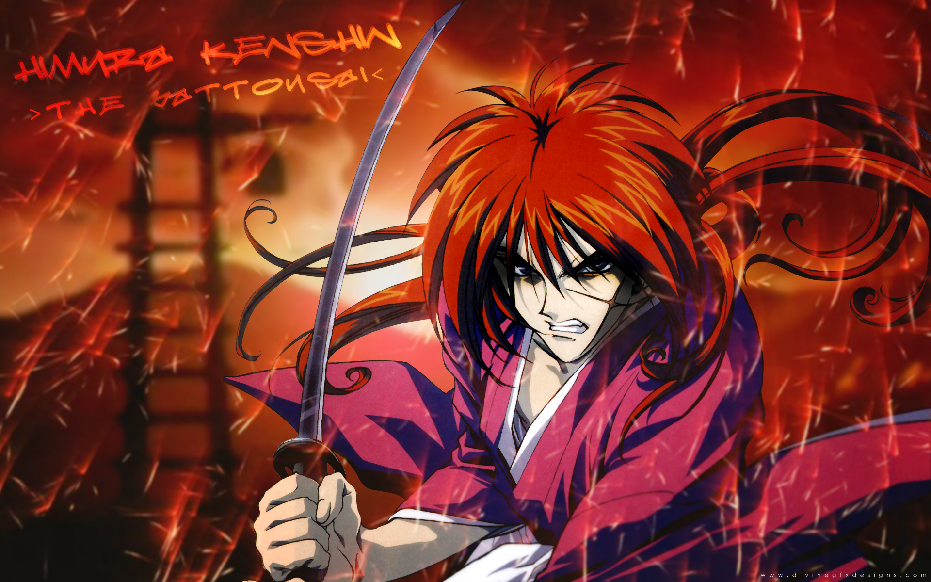 Kenshin HD Wallpaper