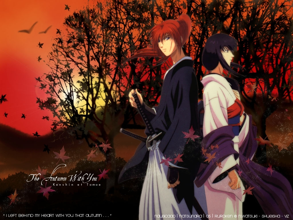 Kenshin Anime HD Wallpaper