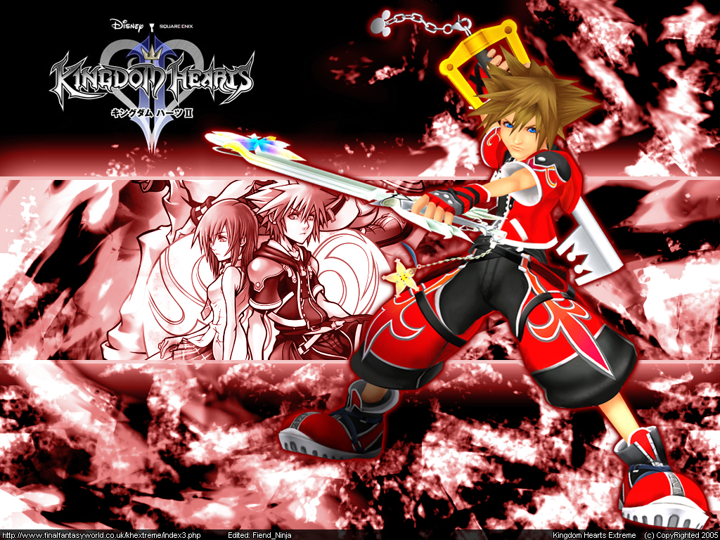 kh2 braveform Manga Anime HD Wallpaper