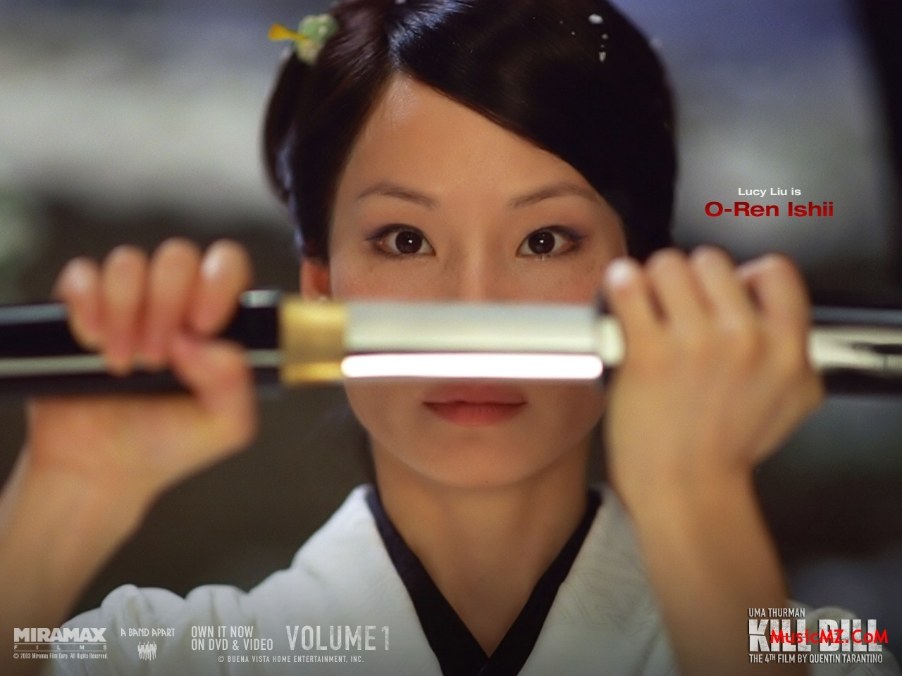 Kill Bill Lucy Liu HD Wallpaper