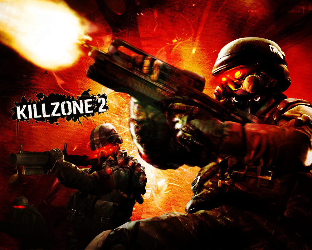 killzone by hey wg HD Wallpaper