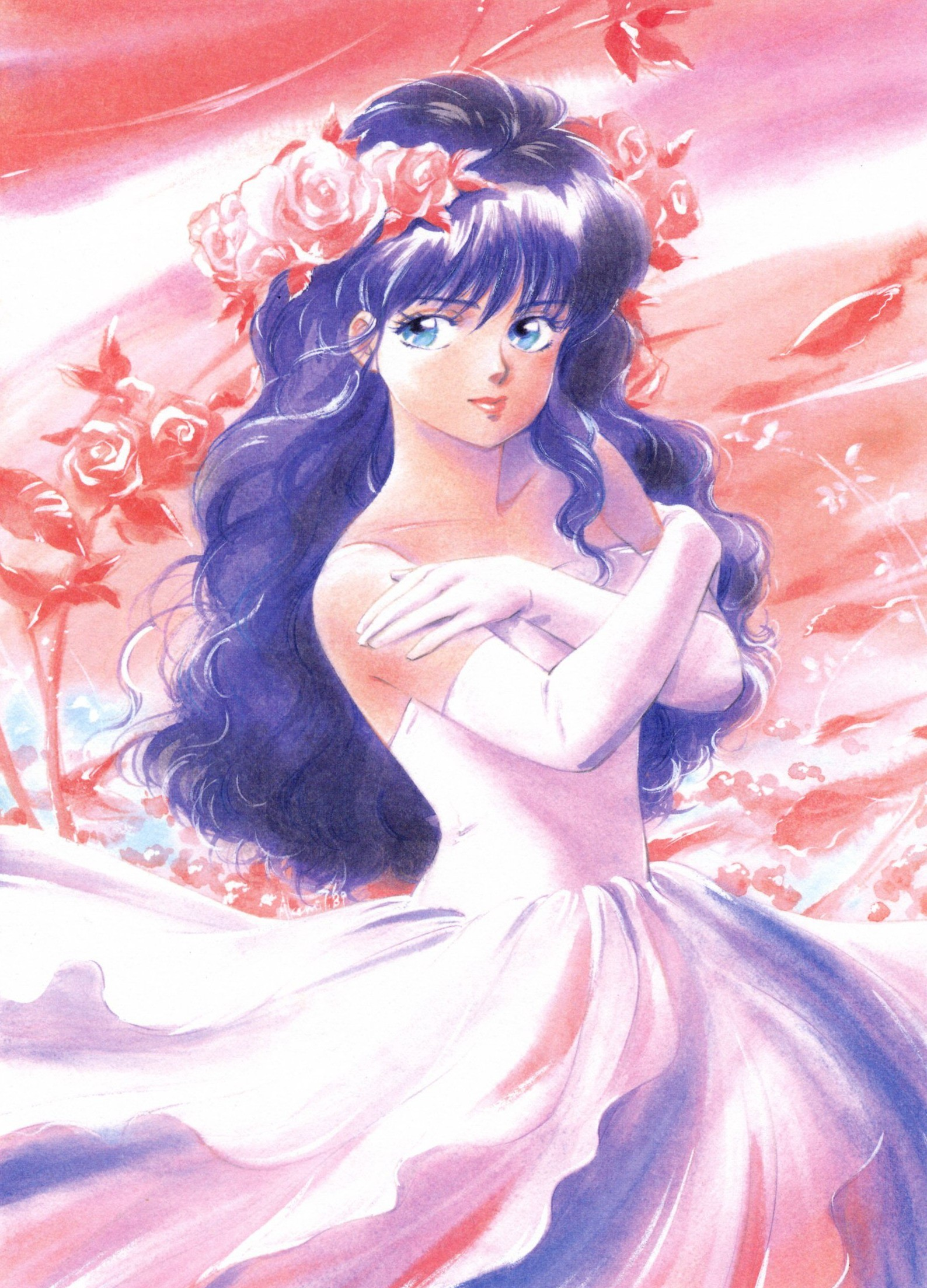 Kimagure Orange Road HD Wallpaper