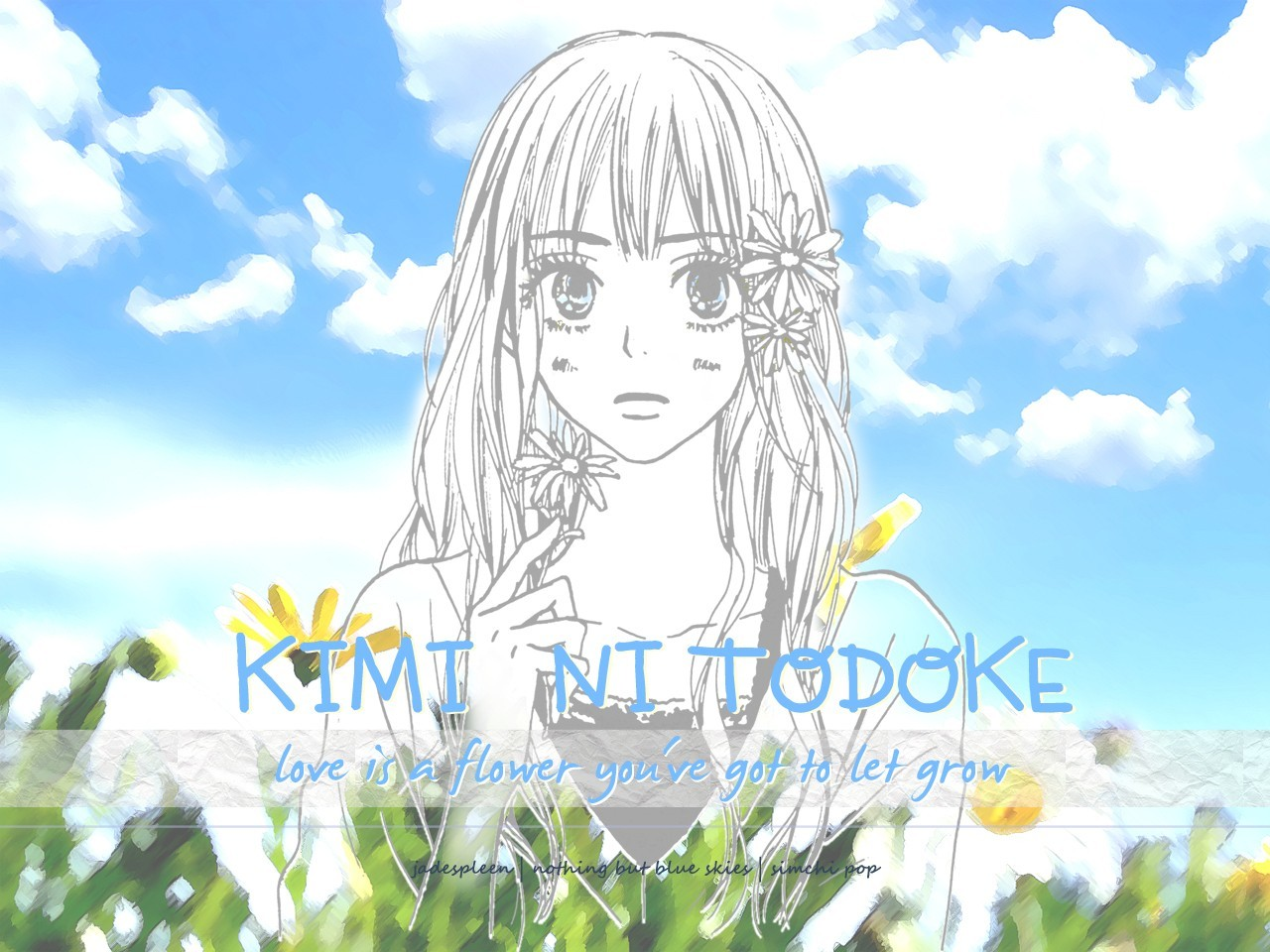 Kimi ni todoke Anime HD Wallpaper