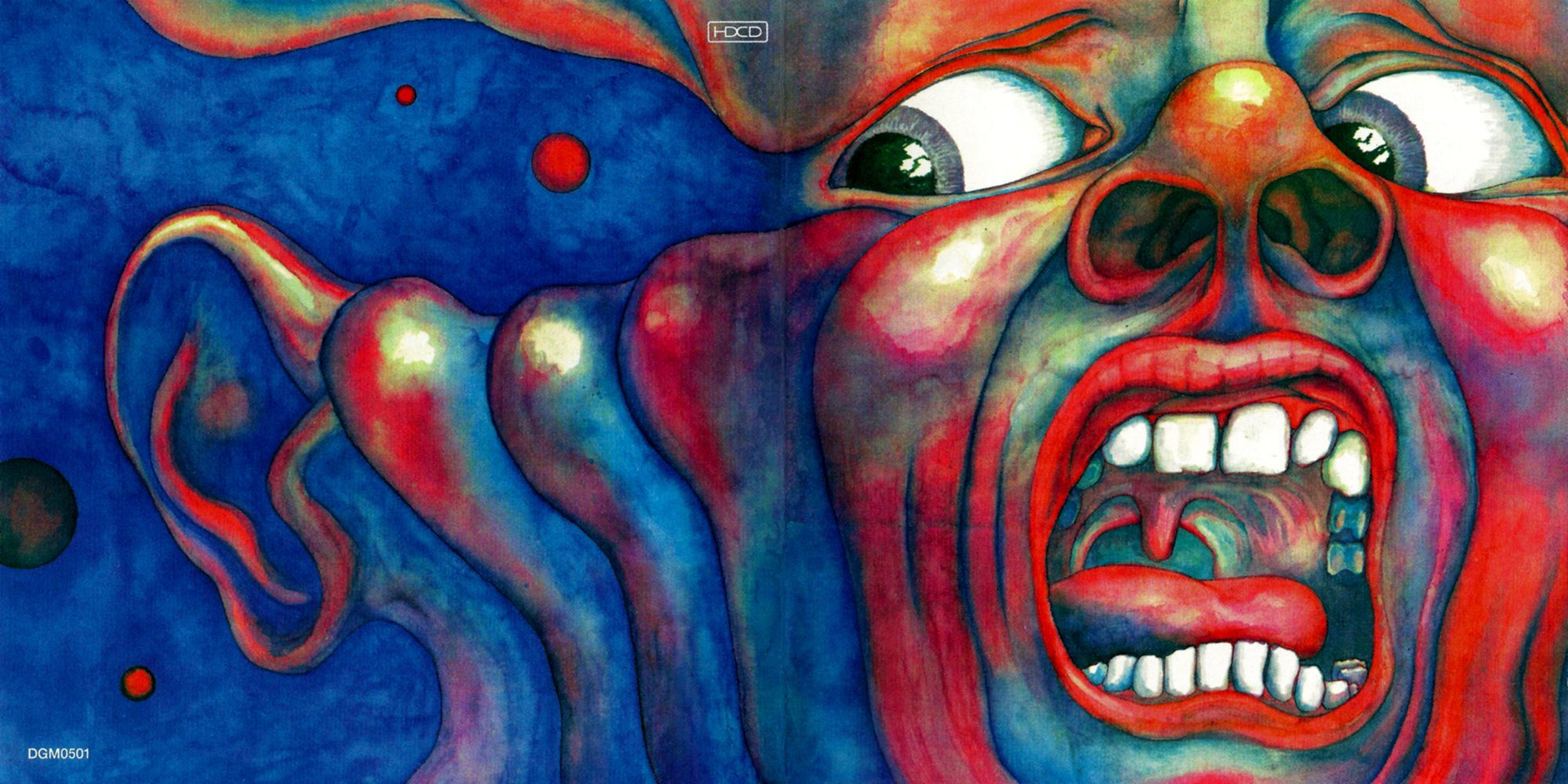 King Crimson album covers HD Wallpaper