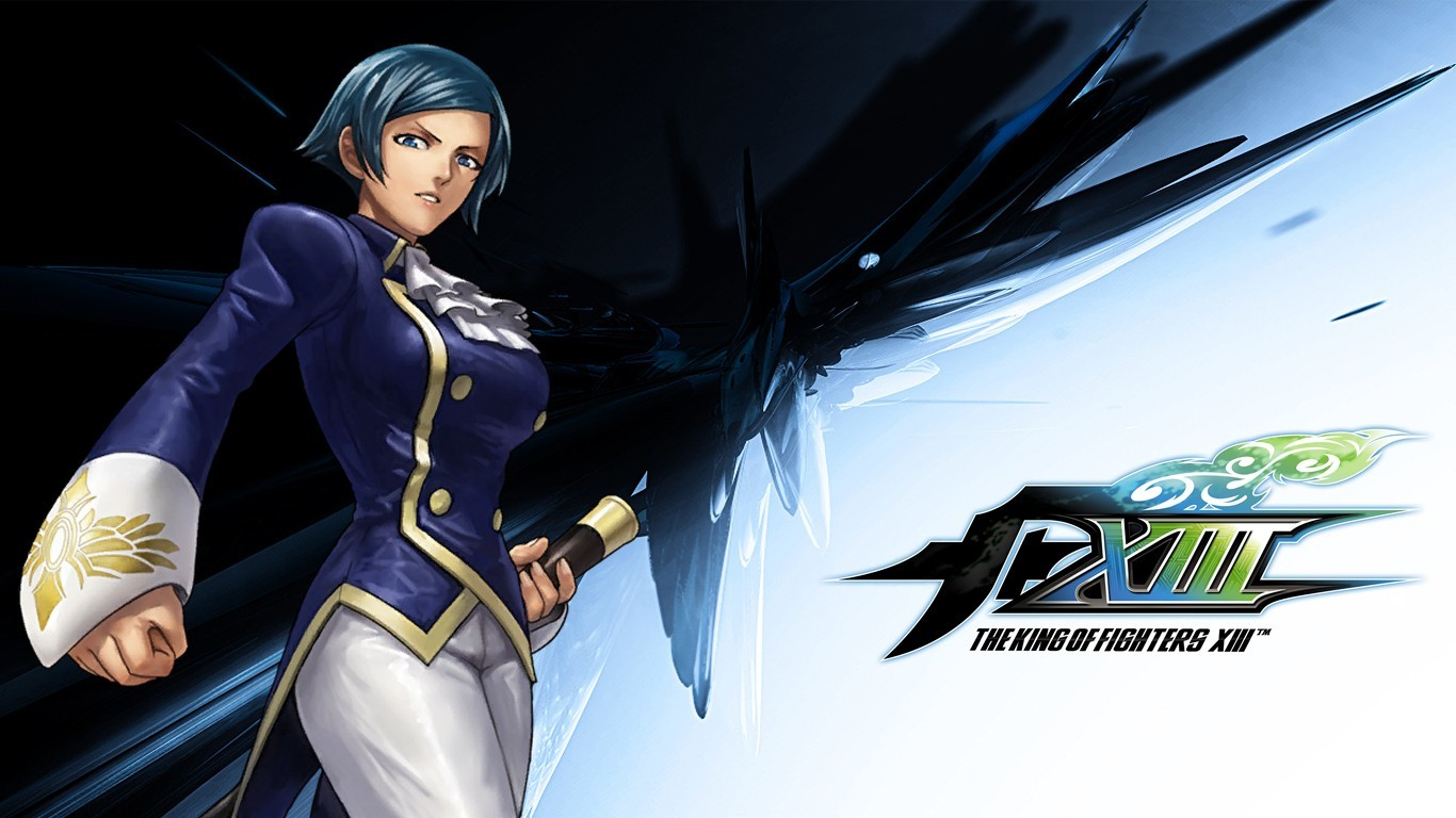 king of fighters King HD Wallpaper