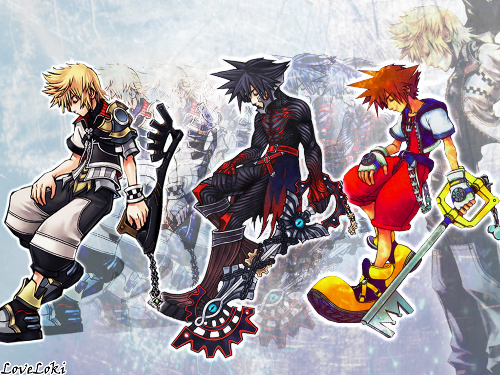 kingdom Hearts sora Vanitas HD Wallpaper